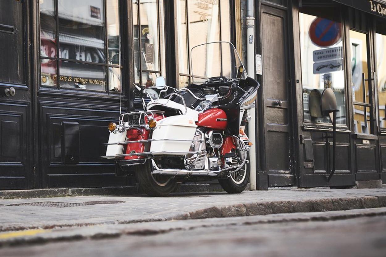 1977 Harley-Davidson Shovelhead Liberator by Craig Vetter