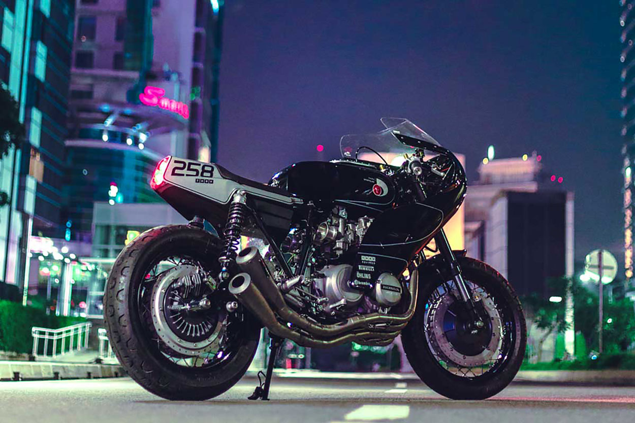 Honda CB650 by Thrive Motorcycle