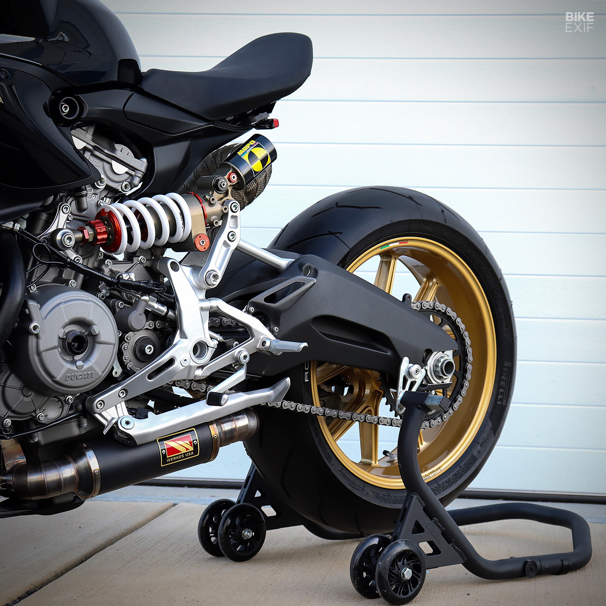 Custom Ducati 959 Panigale from Jett Design