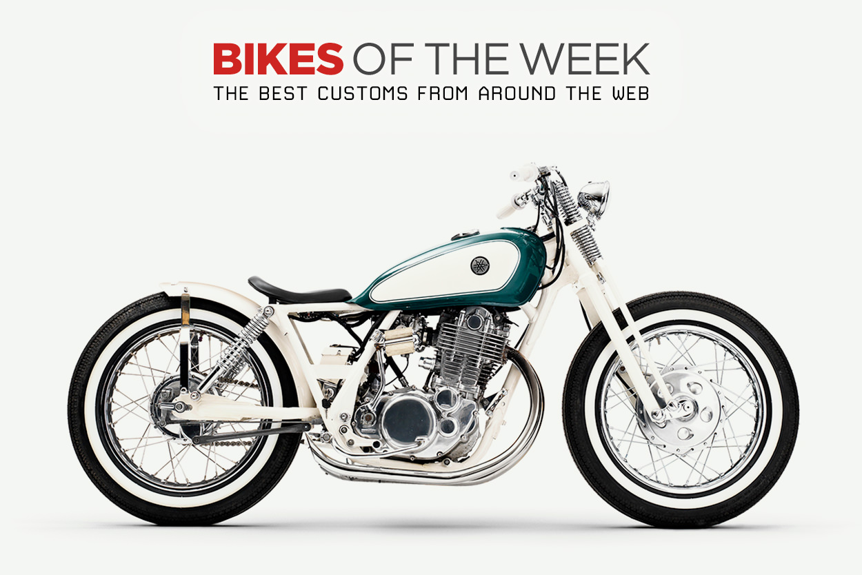 The best cafe racers, bobbers and restomods from around the web