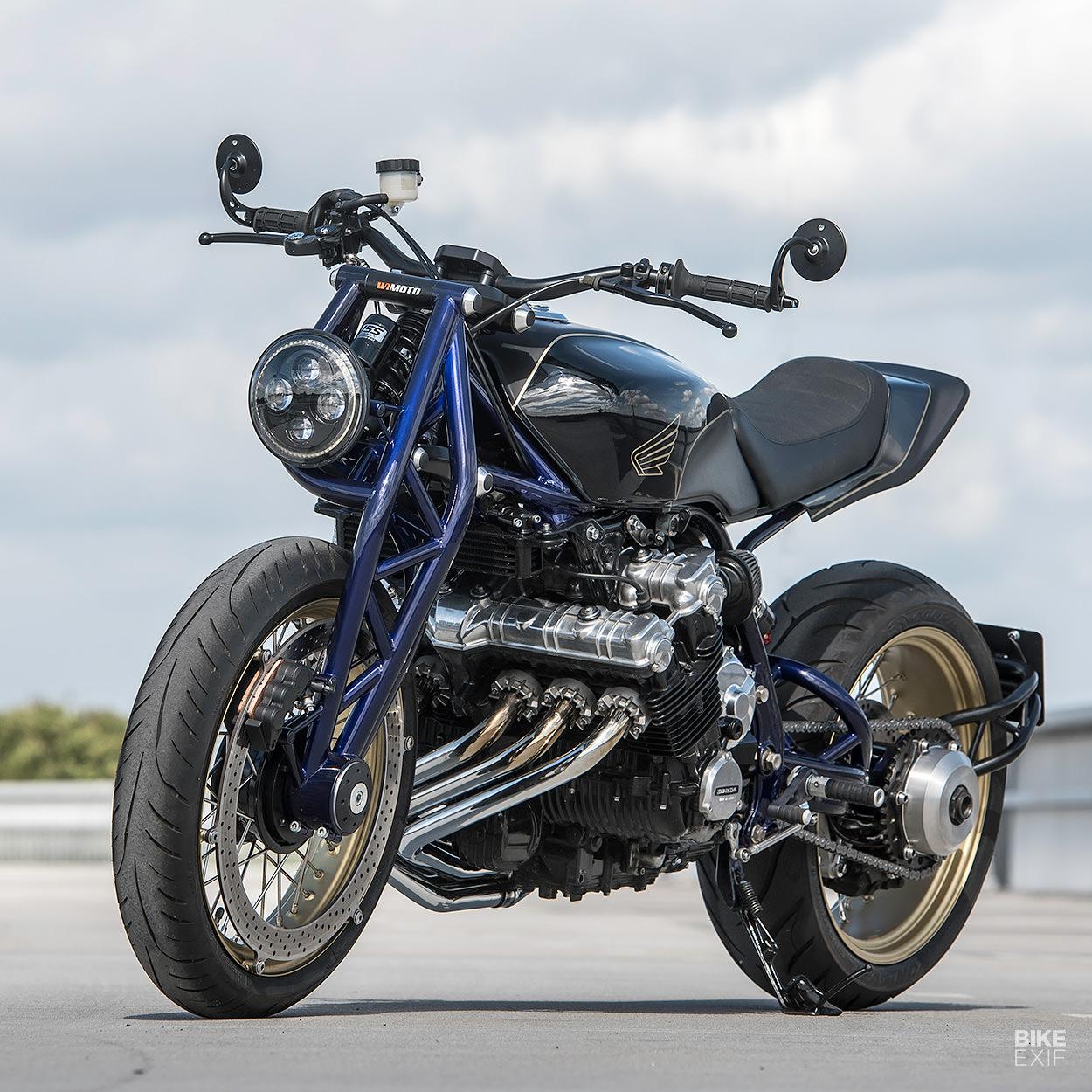 Custom Honda CBX1000 by WiMoto