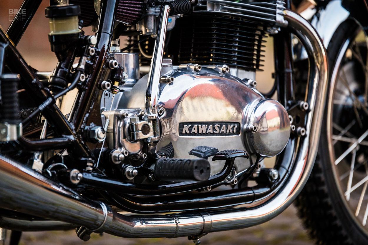 Kawasaki KZ750 by HB-Custom
