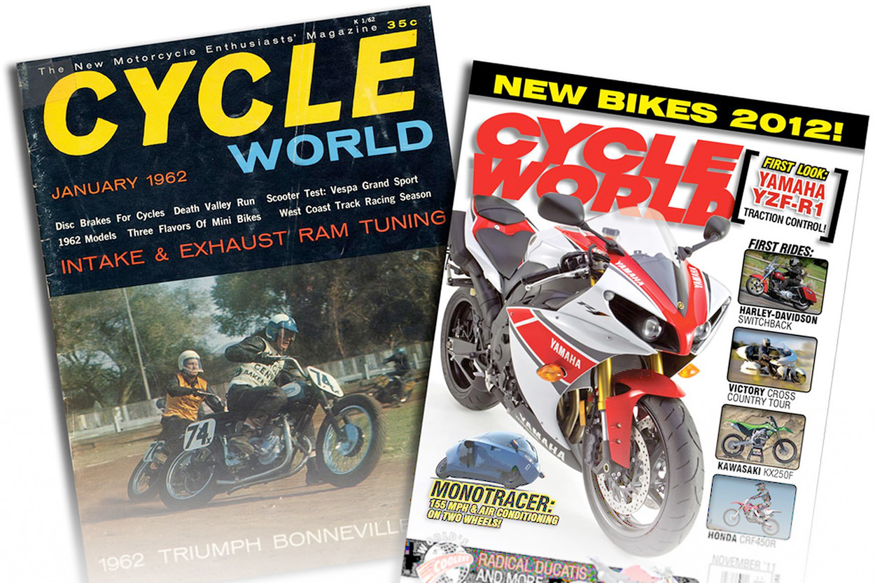 Cycle World stops print publication
