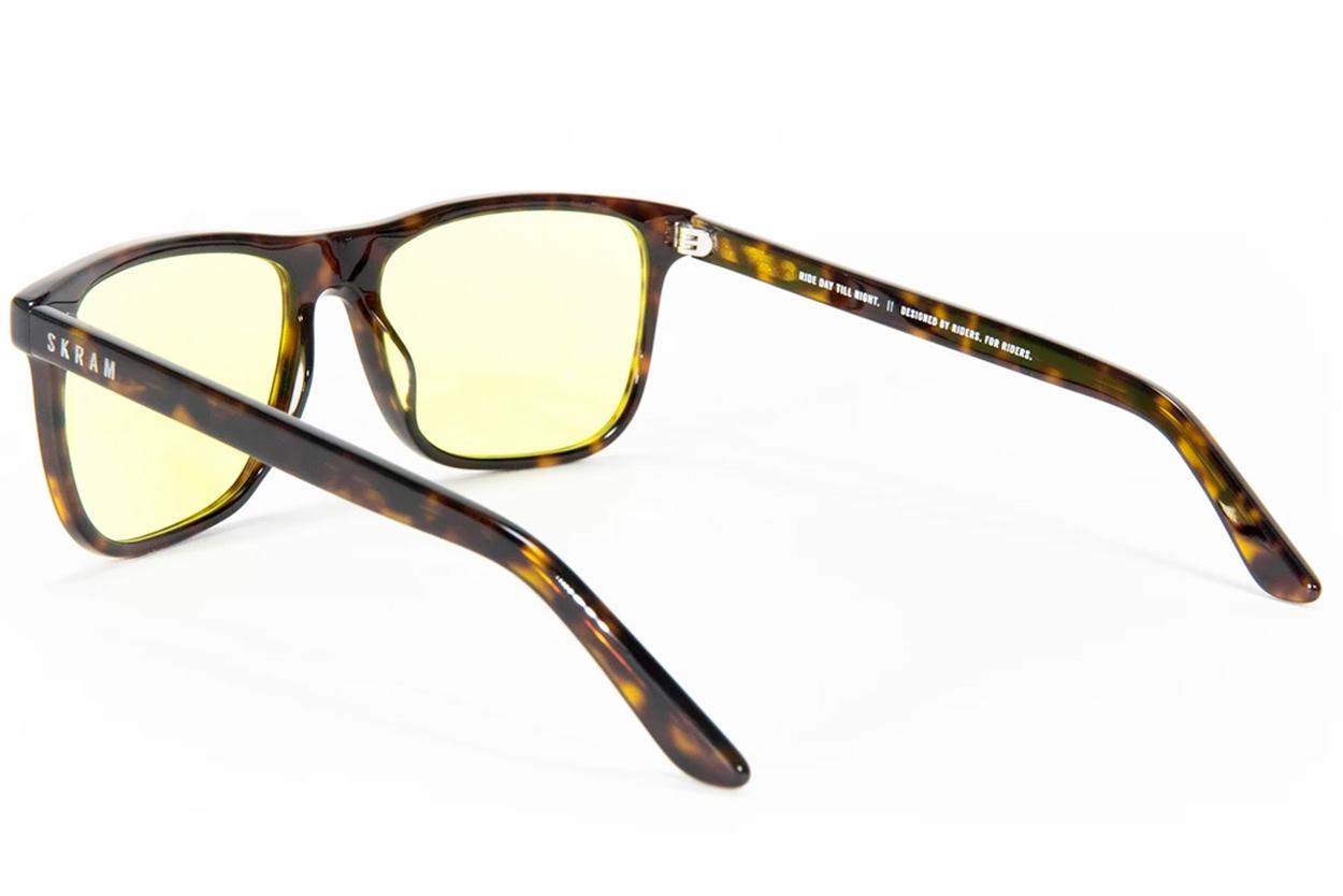 Skram Moto Threes motorcycle sunglasses review