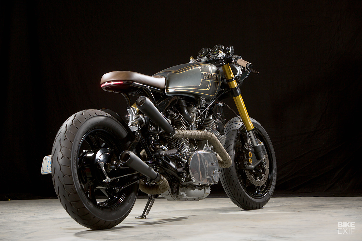 Yamaha XV750 by Café Cycles