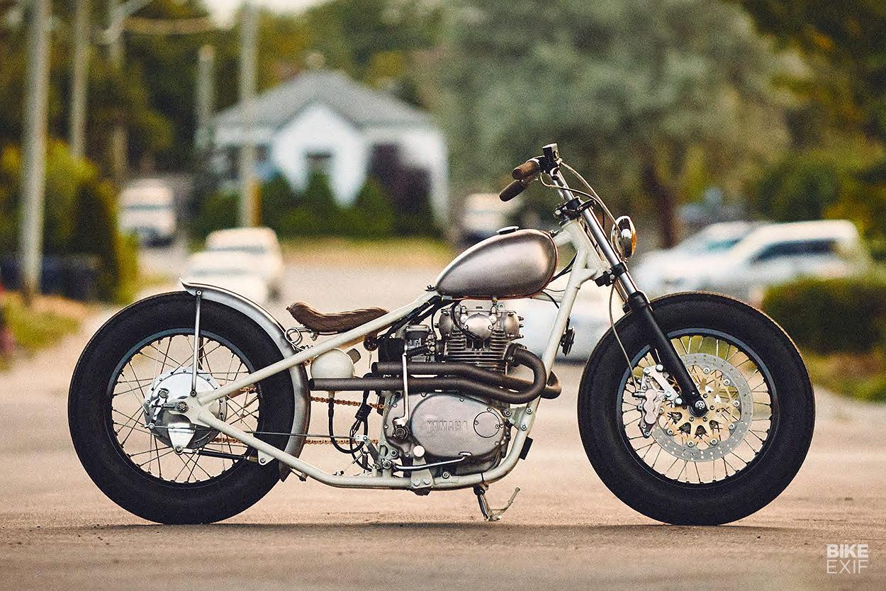 Yamaha XS650 by Motobrix
