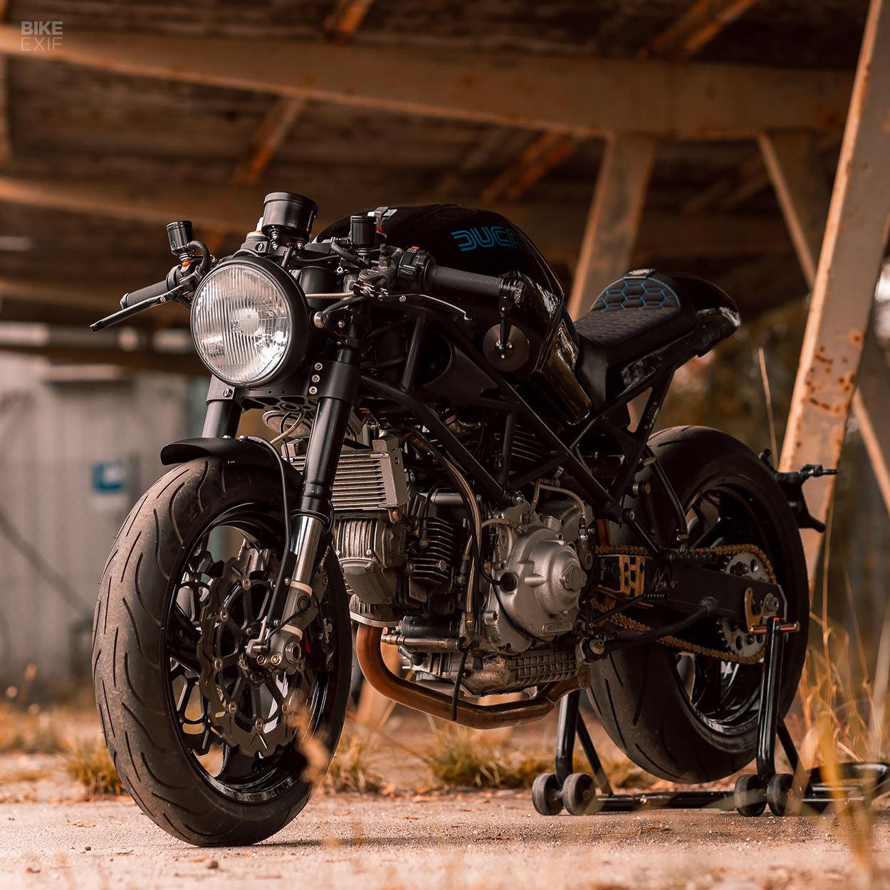 Ducati Monster 900 custom by NCT Motorcycles