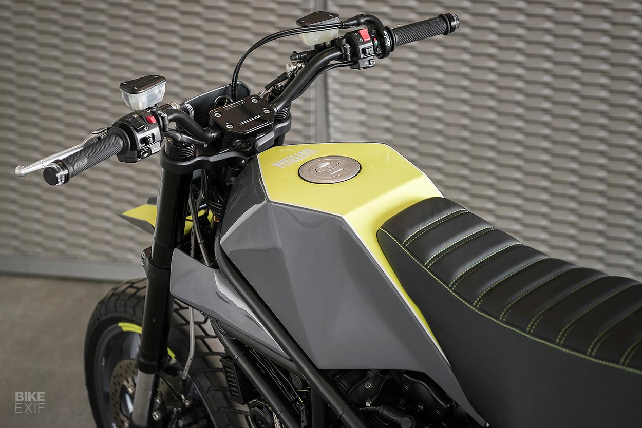 Ducati Multistrada 1000 DS by North East Custom