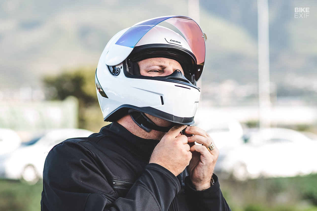 Icon 1000 Airform helmet review