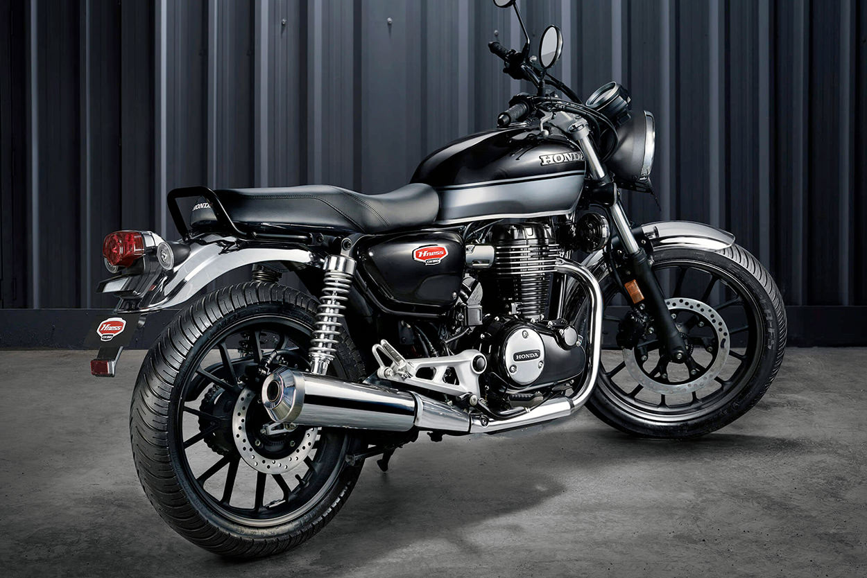 The new Honda CB350 for India