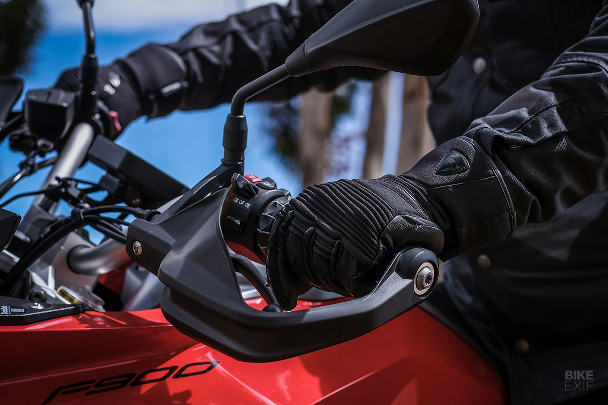 REV'IT! Drifter 3 H20 gloves review