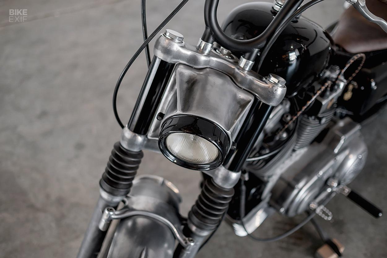 1999 Harley Davidson Sportster 1200 custom