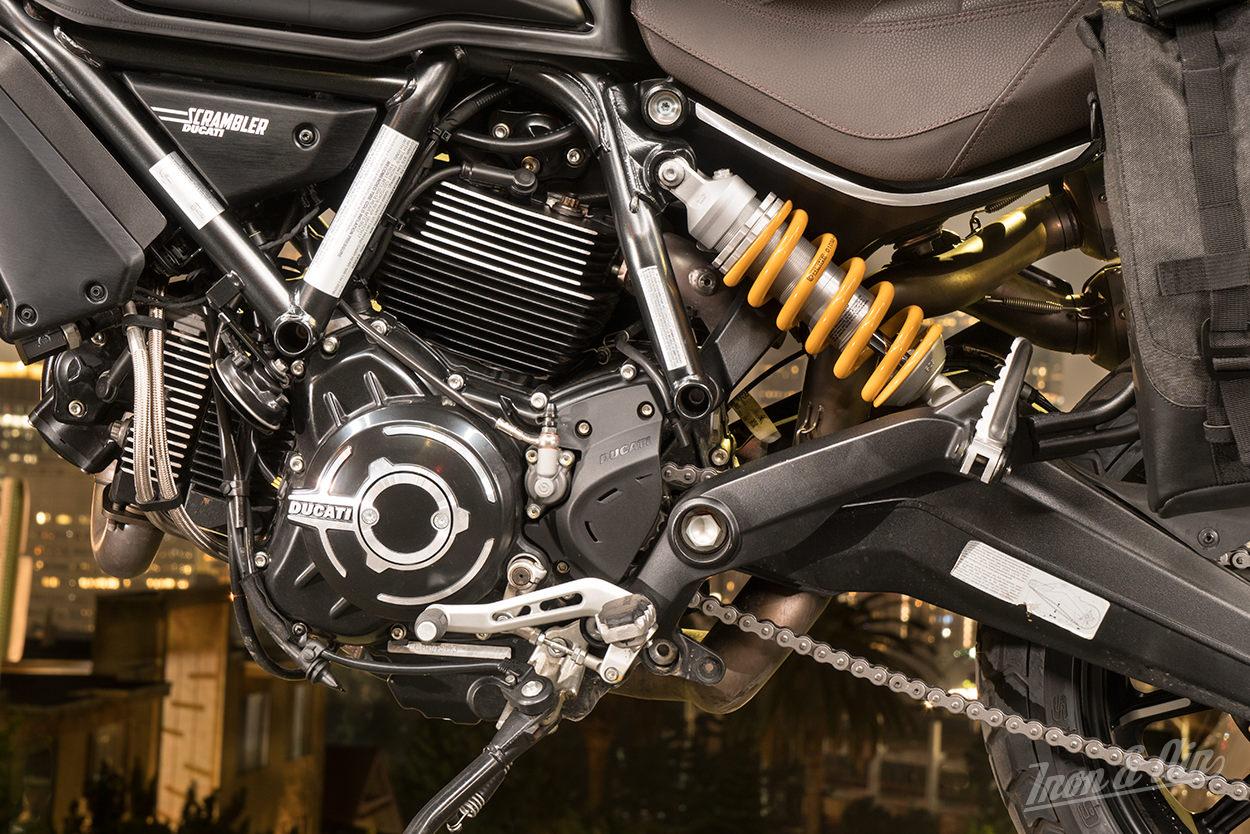 Review: The Ducati Scrambler 1100 Sport Pro