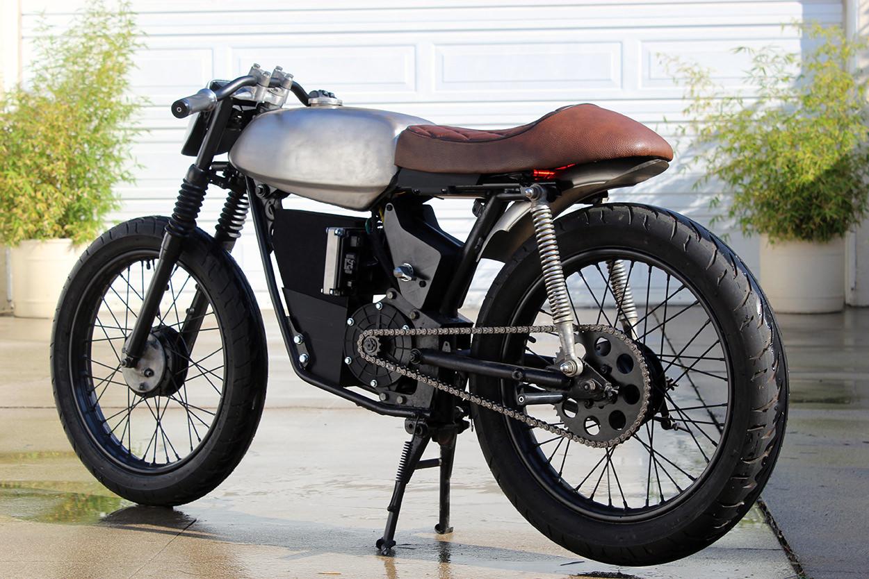 Electric Kawasaki G3