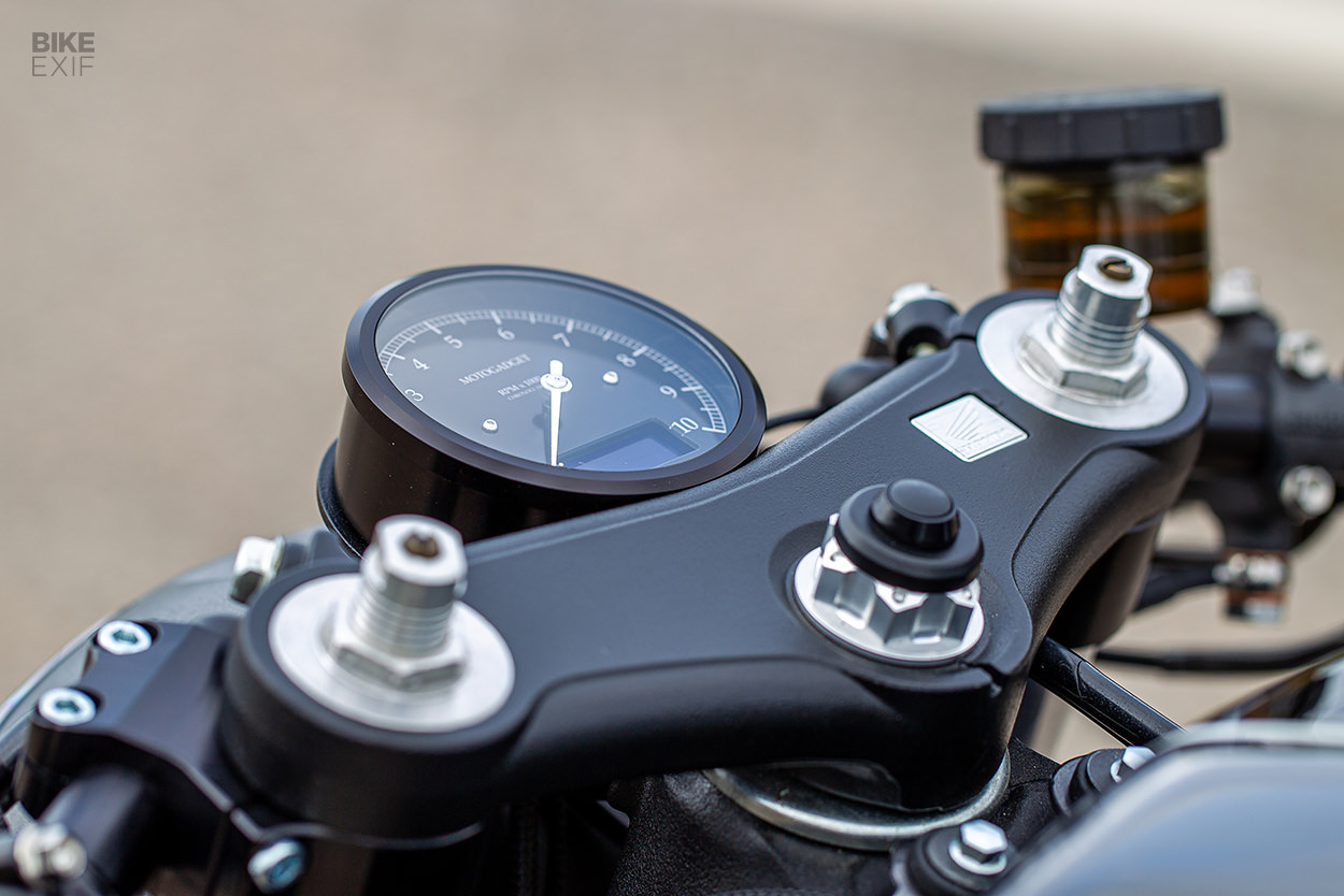 Honda CBR900RR Fireblade cafe racer