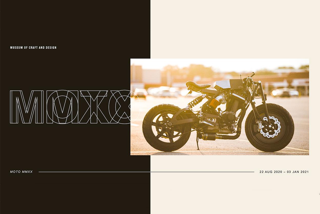 MOTO MMXX Motorcycle Exhibition in San Francisco