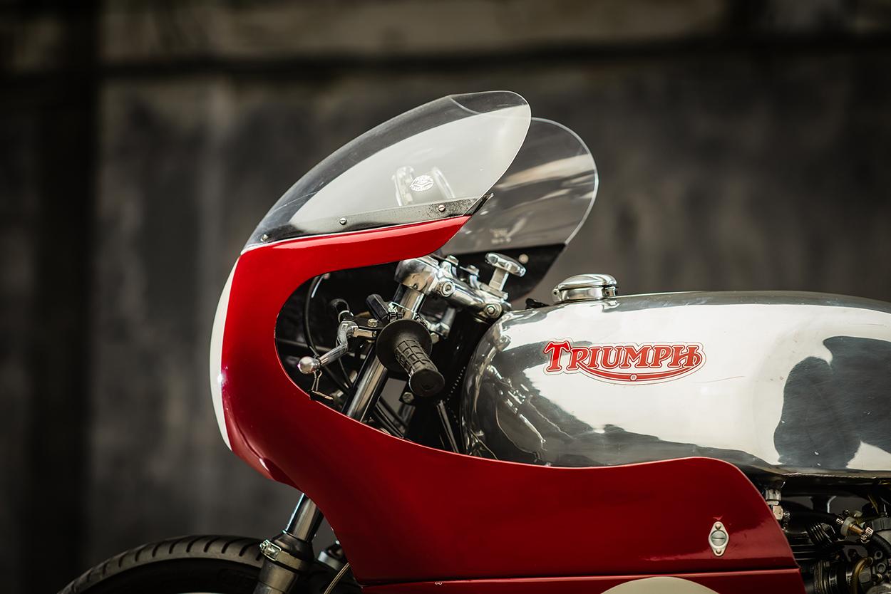 Triumph Trackmaster replica
