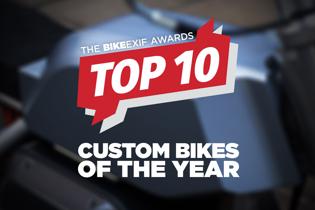 Revealed: The Top 10 Custom Motorcycles of 2020