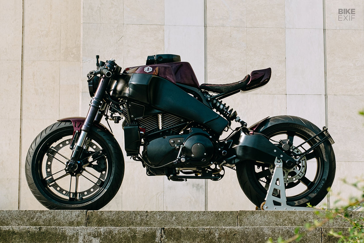 Custom Buell XB12S by Rod Motorcycles