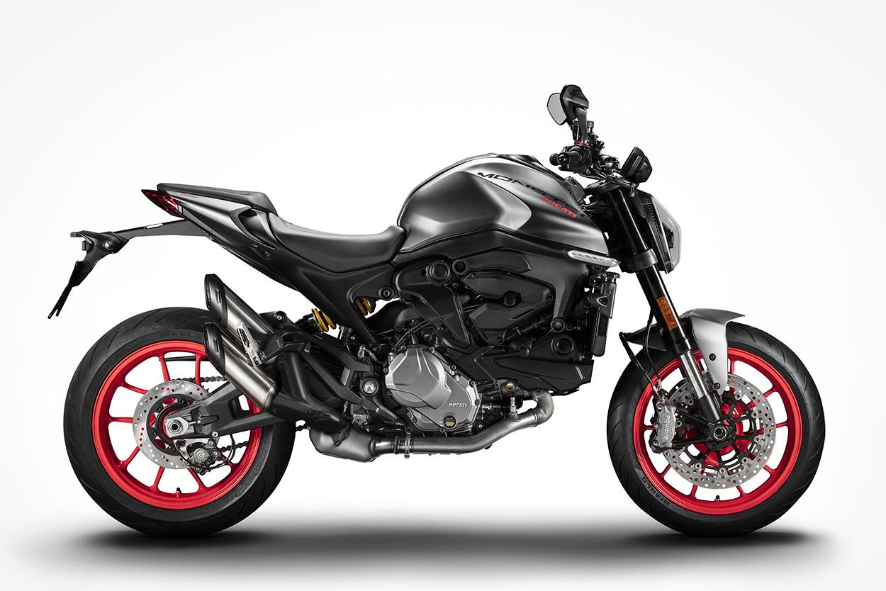 The new Ducati Monster