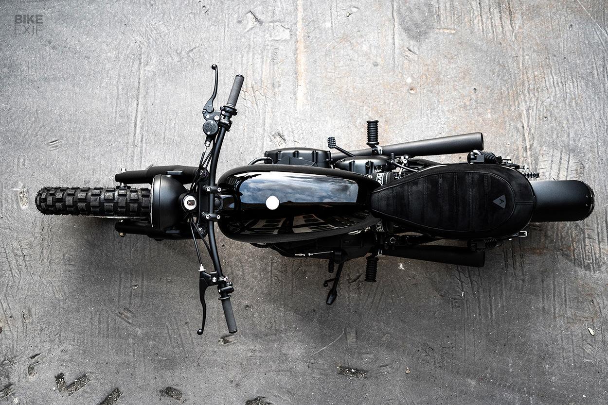 Custom Triumph Bonneville by Auto Fabrica