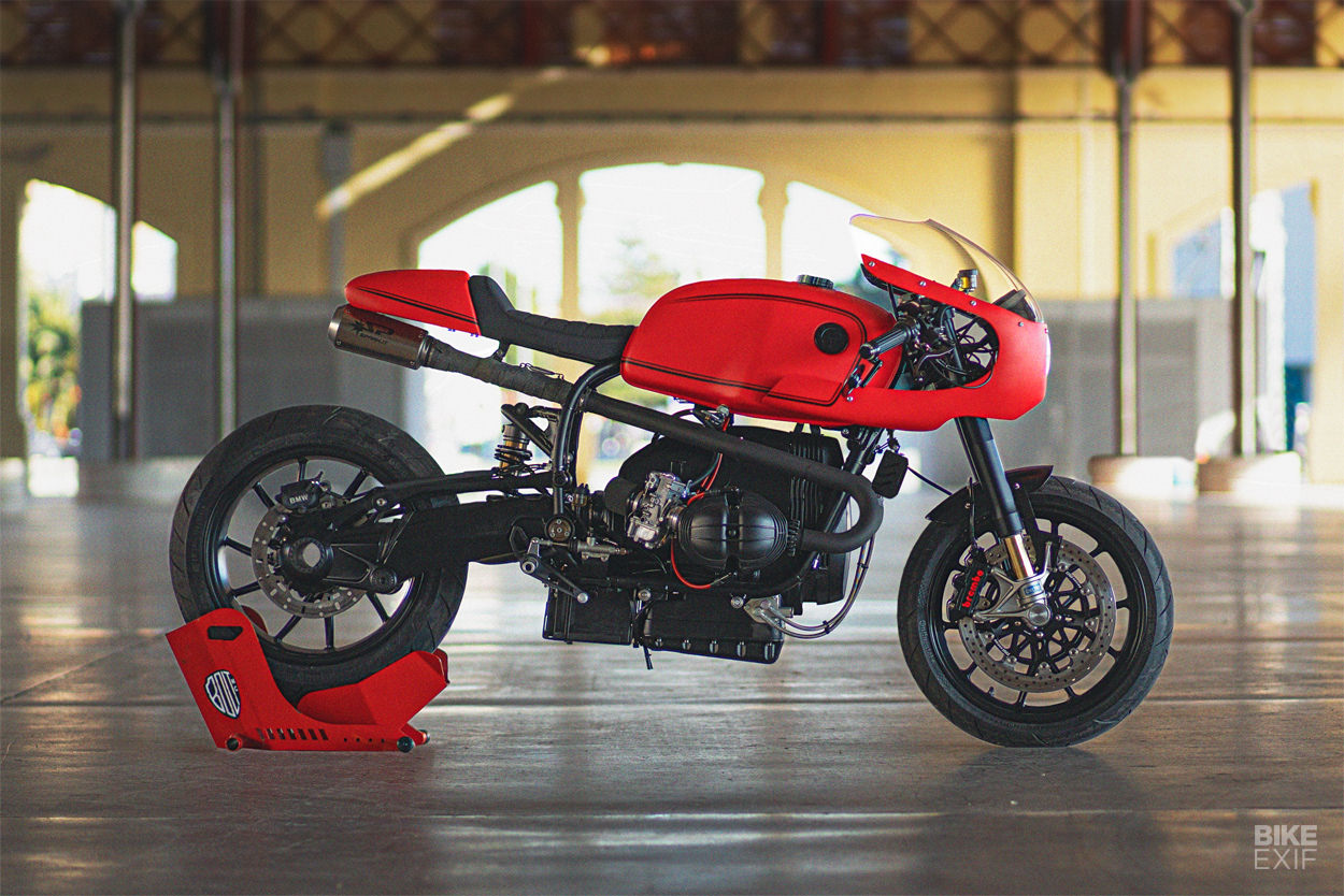 1981 BMW R100RT cafe racer by Bolt Motor Co.