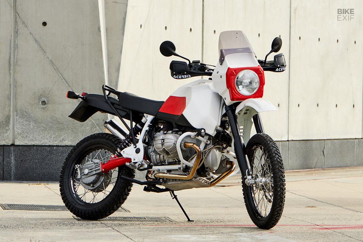 Overlander A Bmw G S Built For Serious Adventure Travel Bike Exif