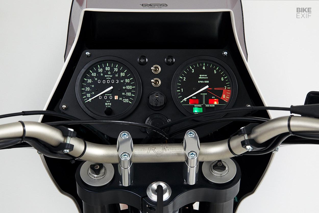 BMW R80ST G/S conversion