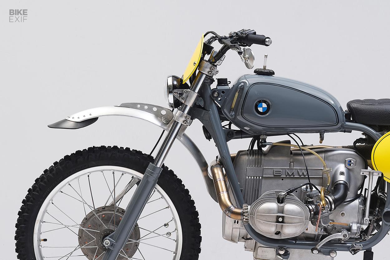 BMW R80/7 scrambler by Renard Speed Shop