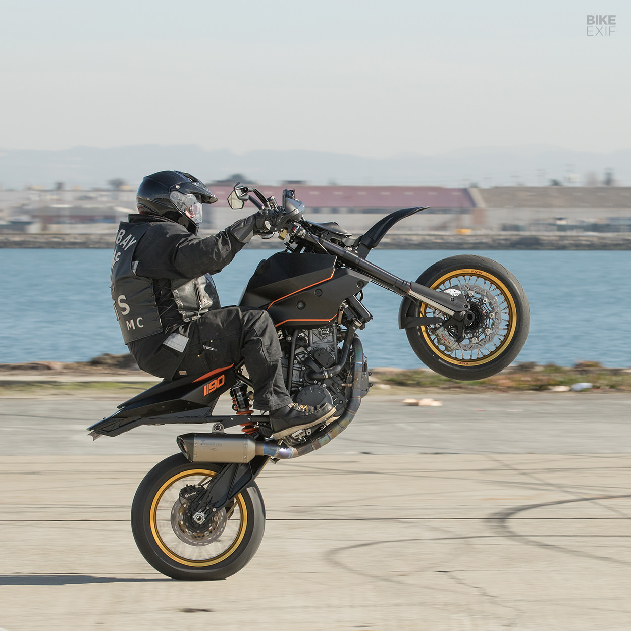 KTM 1190 Supermoto by RATicate Racing
