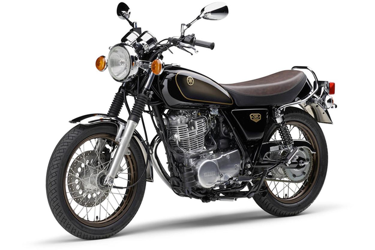 Yamaha SR400 Final Edition Limited