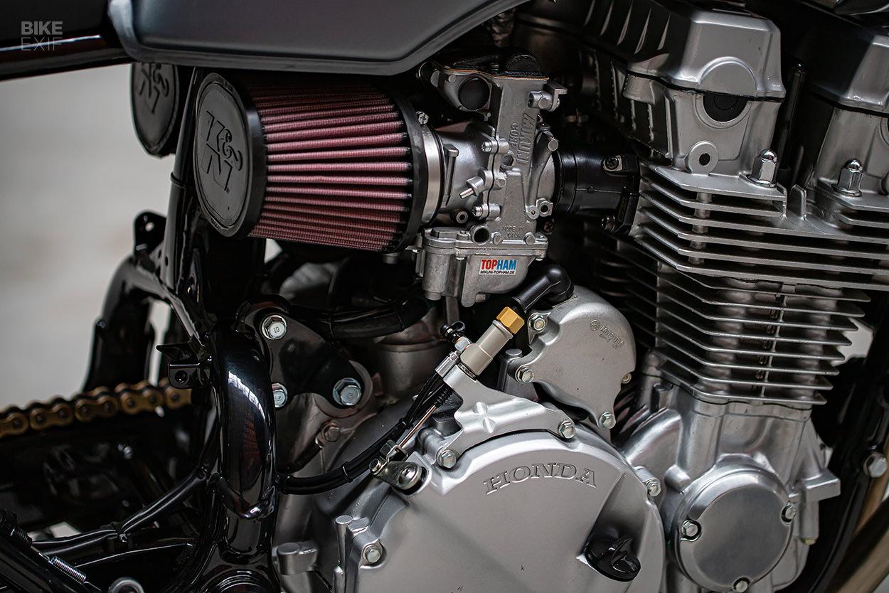 1992 Honda CB750 cafe racer by HB-Custom