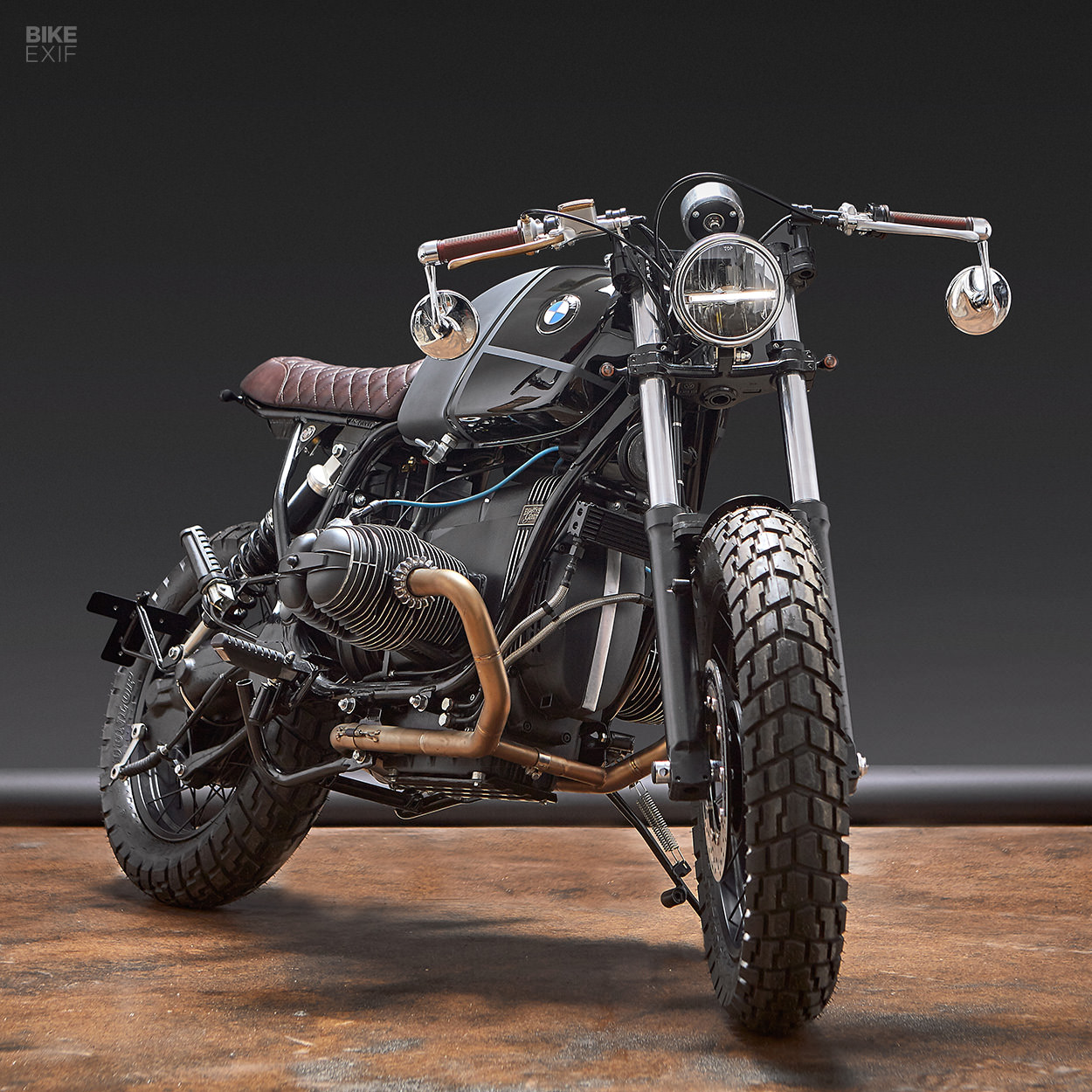 BMW R80R Mystic scrambler by 86 Gear