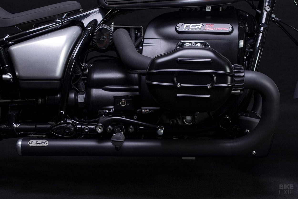 Custom BMW R18 Sport Edition by FCR Original
