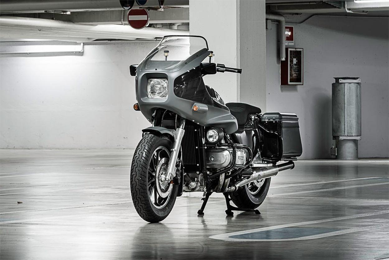 Custom Honda GL1200 Aspencade