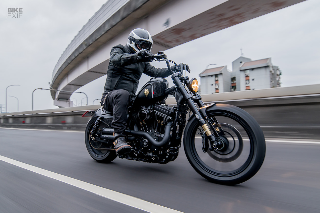 Harley-Davidson Sportster by Rough Crafts