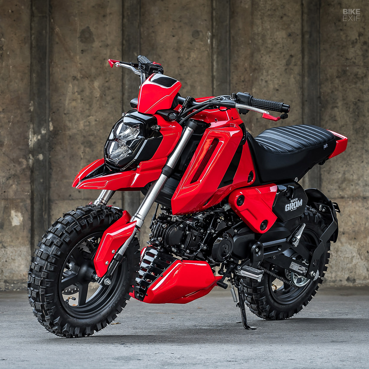 Honda Grom kit by K-Speed