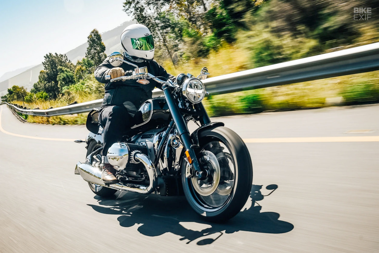 Video review: the BMW R18 cruiser