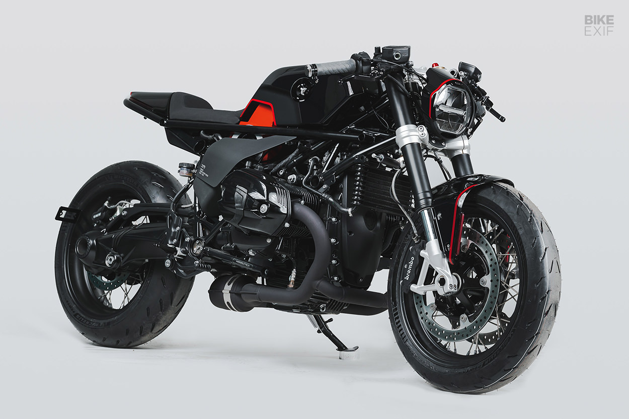 BMW R nineT cafe racer kit by Hookie Co.