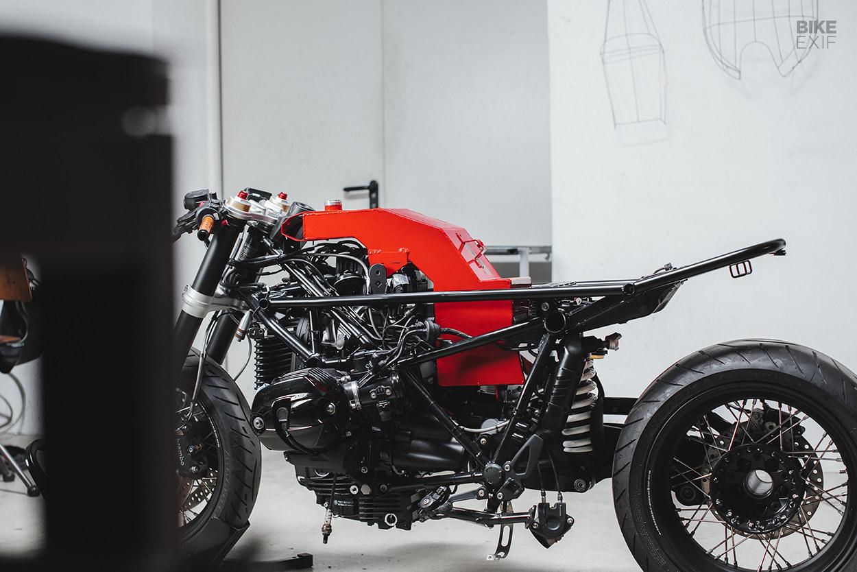 BMW R nineT cafe racer kit by Hookie Co.
