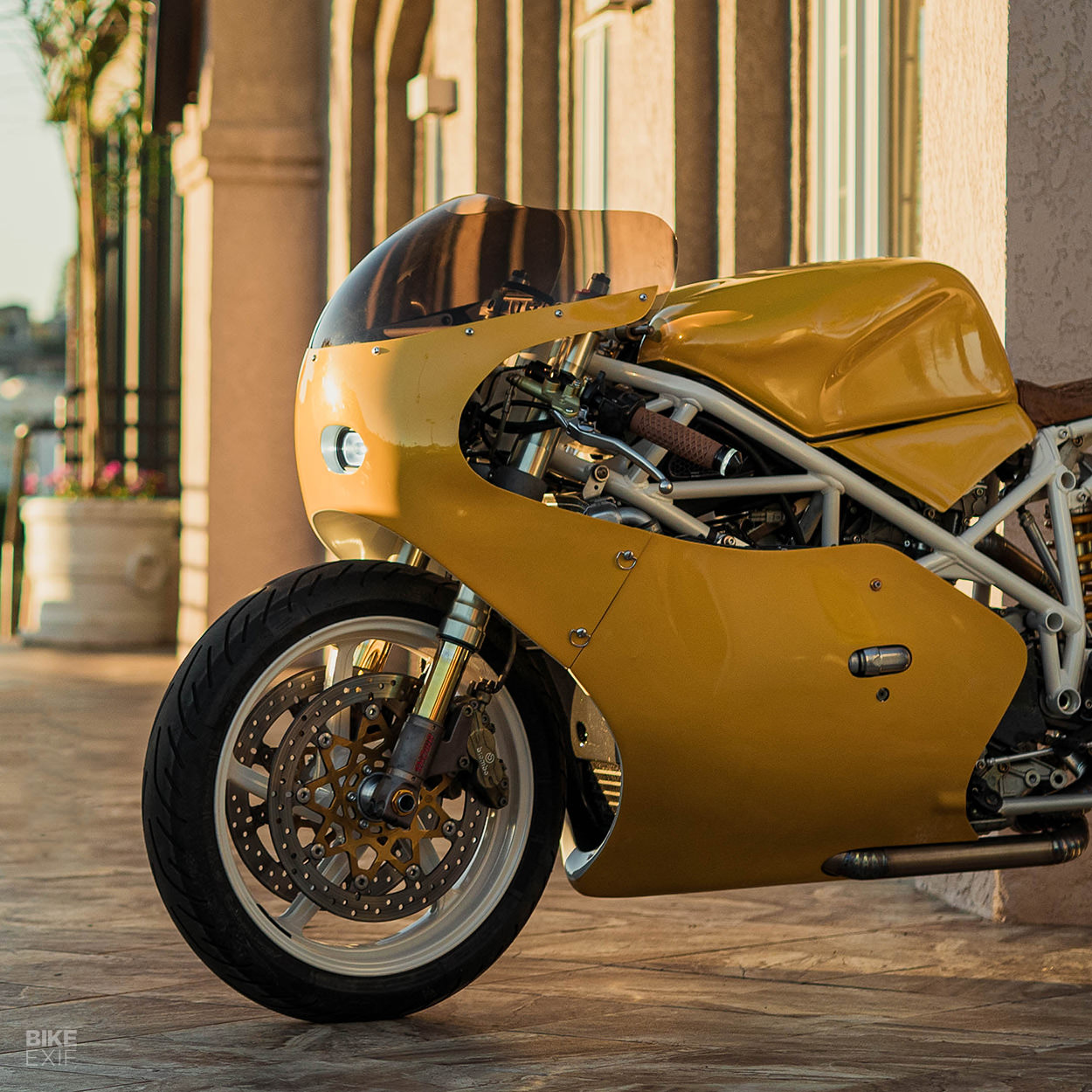 Ducati 998 by Upcycle Motor Garage
