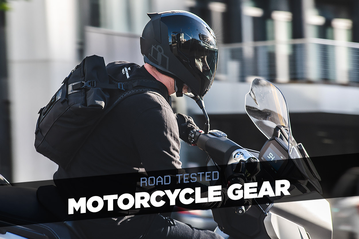 Road Tested: Gear from Icon 1000, Saint and Beeline Moto