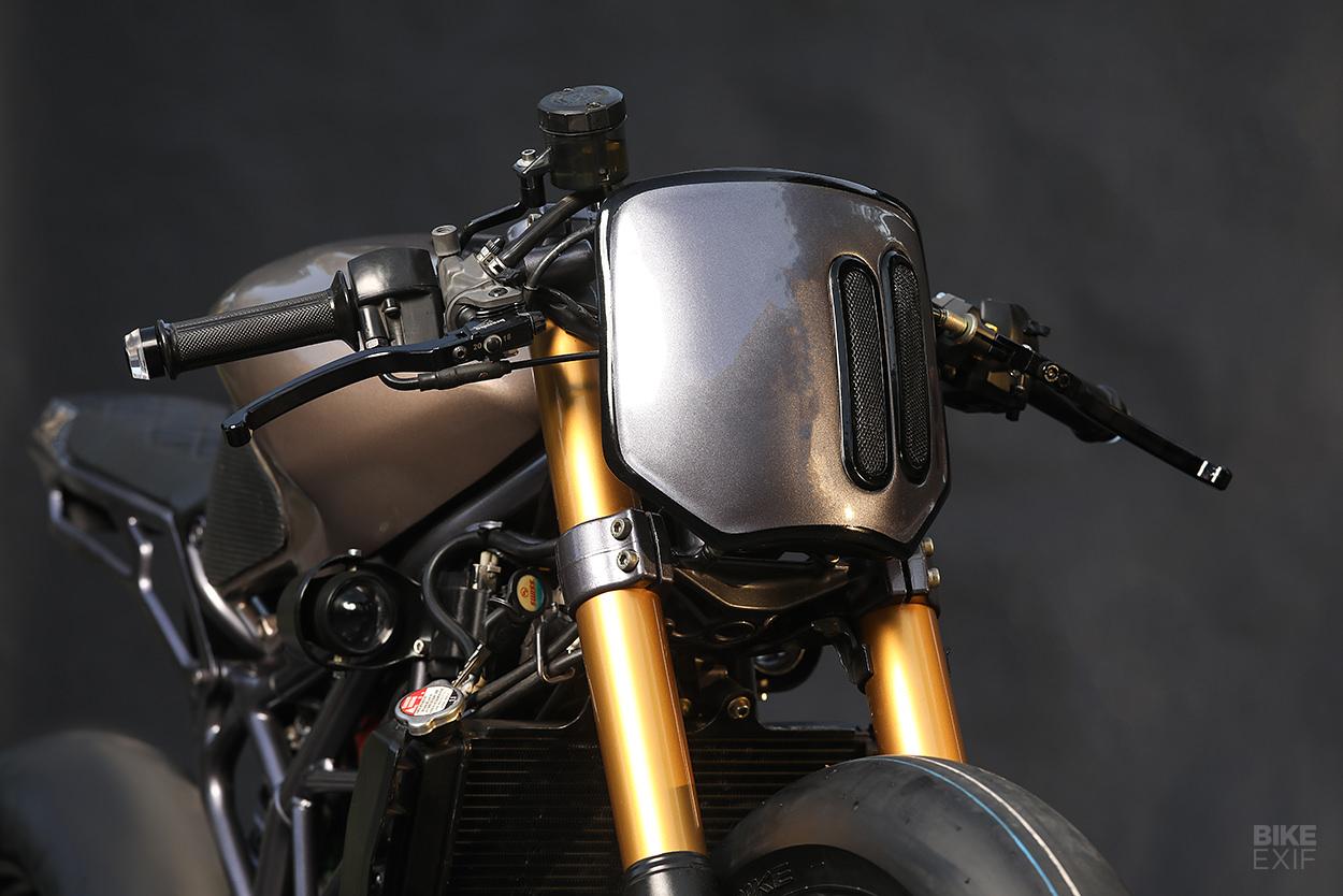 KTM 390 Duke by Rajputana Customs