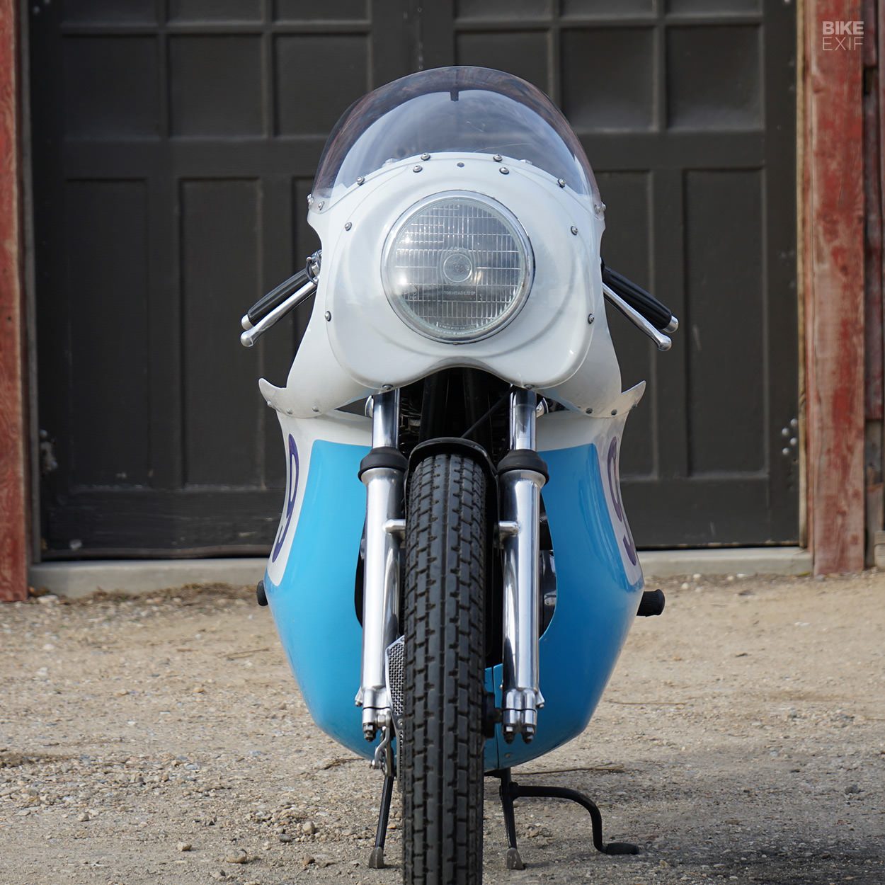 Triumph T120 Gary Nixon tribute by Union Motorcycle Classics