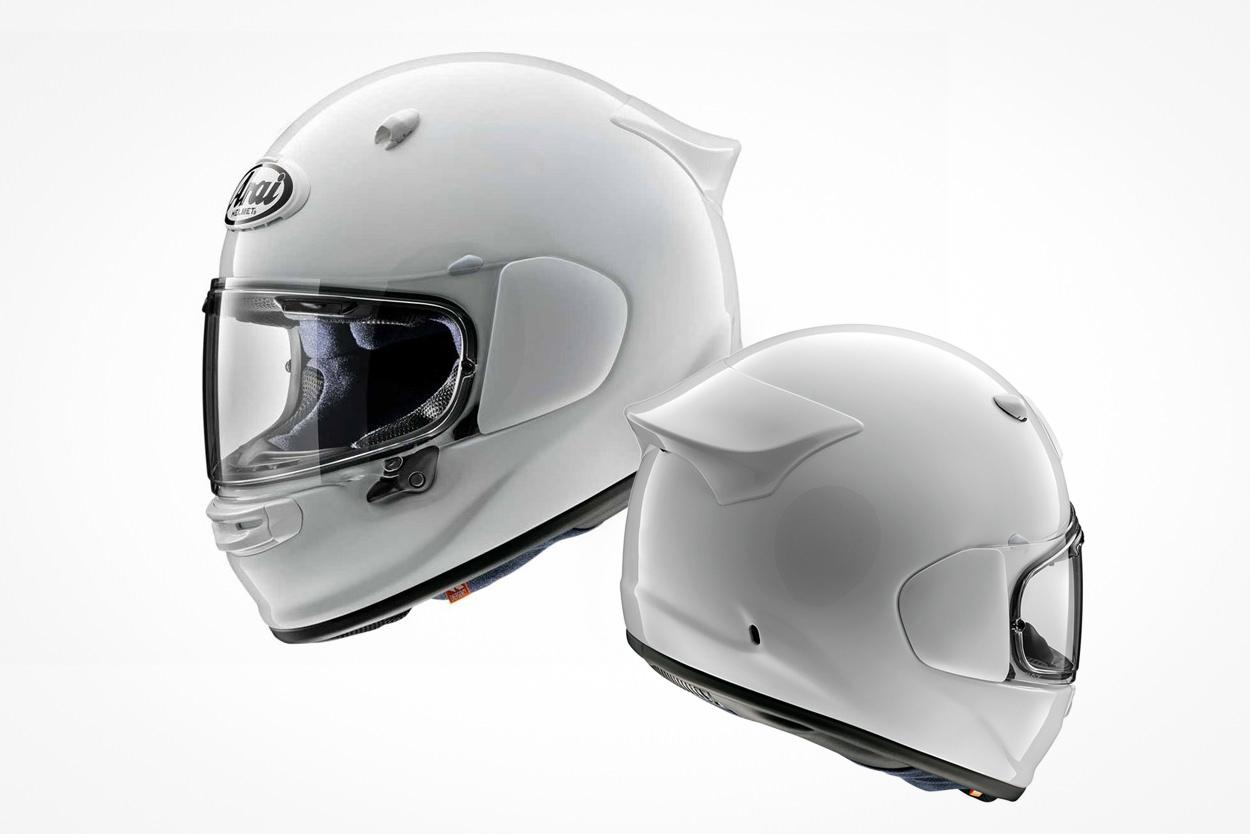 New ECE 22.06 approved Arai Quantic helmet