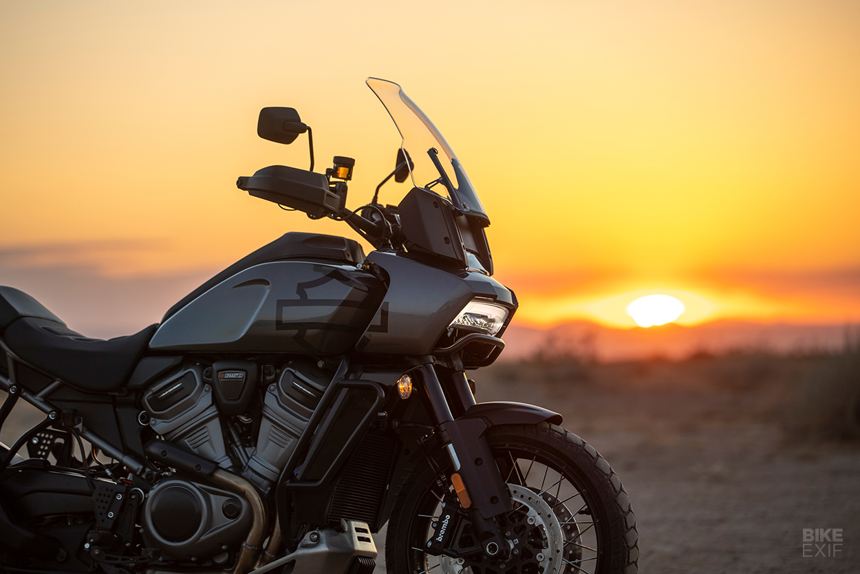 Harley Pan America review: specs and riding impressions
