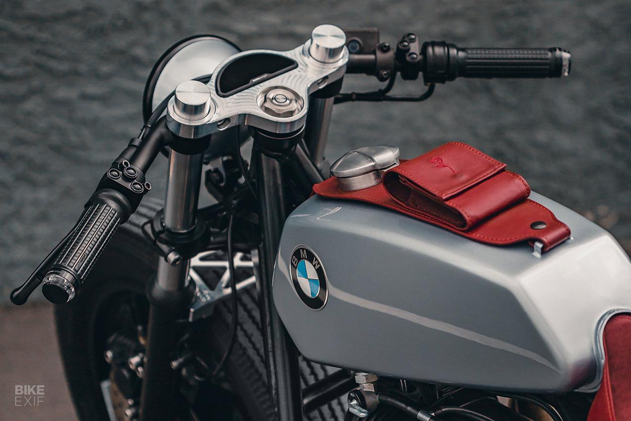 Custom BMW R100 by Ironwood and WYLD