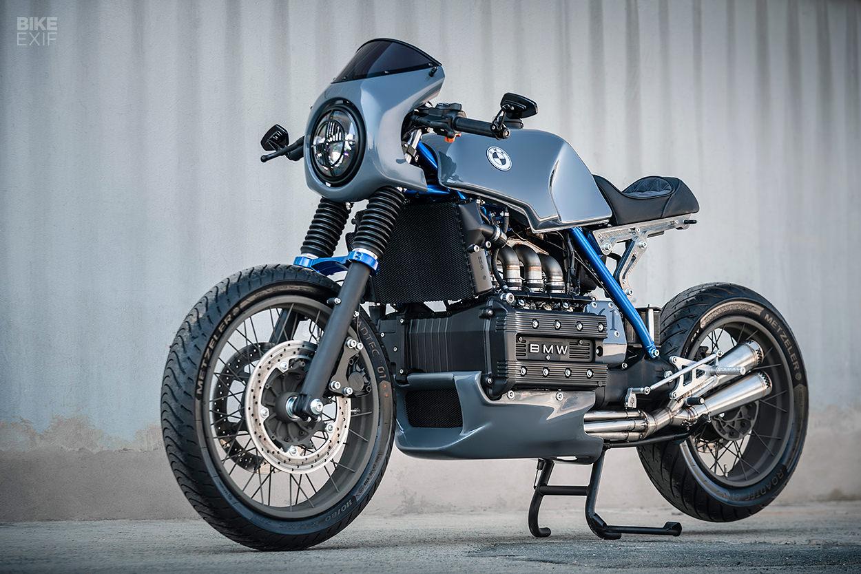 BMW K100 cafe racer by Cytech