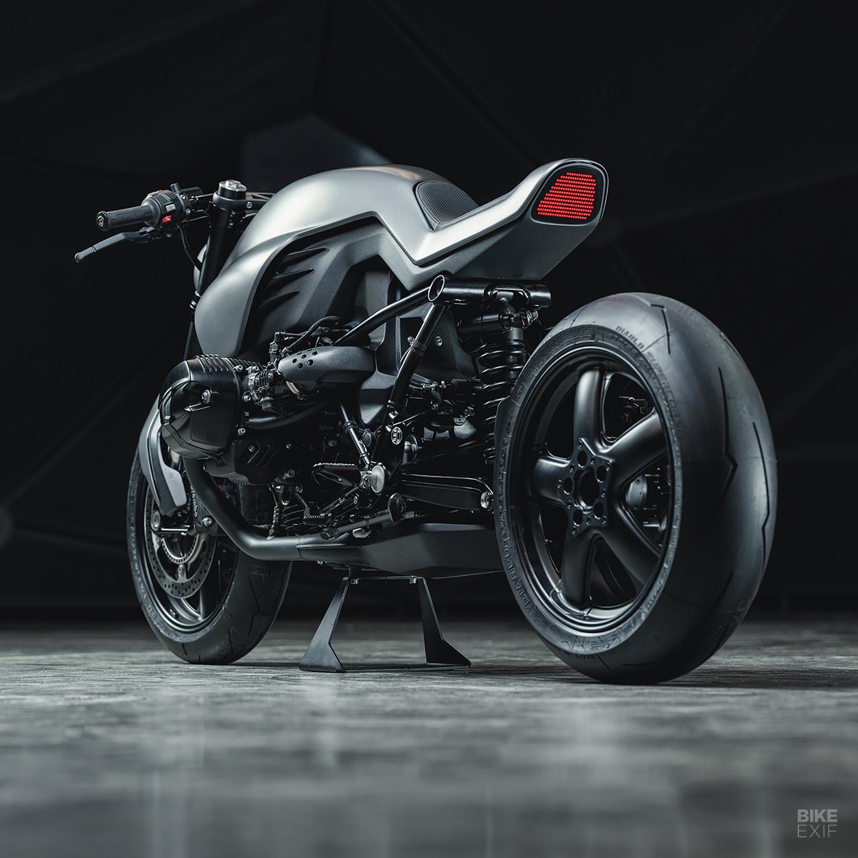 Custom BMW R nineT by Vagabund Moto