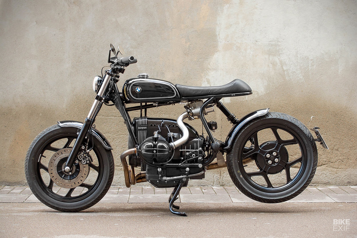 BMW R80 cafe racer by Niks Motorcycles
